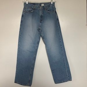 Levis Mom Jeans Womens 577 Size 10 Vintage Denim